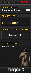 EXÉRCITO MOH:AA TeamSpeak Server