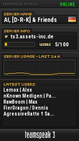 TeamSpeak 3 Server Banners - TSViewer com [en]