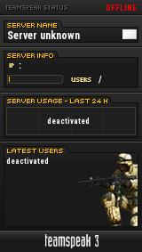 Amigo dos Amigos TeamSpeak Server