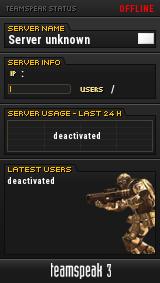 GunrunnerClan TeamSpeak Server