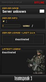 ~German-Enemies~ TeamSpeak Viewer