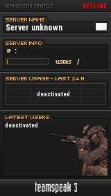 COD4-CLAN* TeamSpeak Server