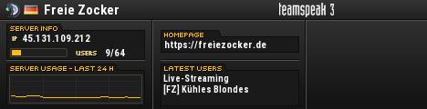 pc-service-krauskopf TeamSpeak Viewer