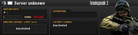 orenchi server TeamSpeak Viewer