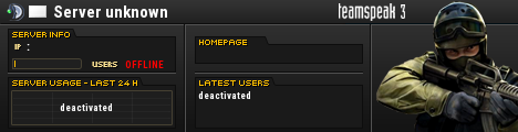 P®o-Clan TS TeamSpeak Server