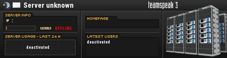 No Way - Gaming Community TeamSpeak Viewer