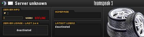 ServerPhantomas TeamSpeak Viewer